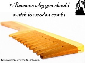 I Switched From Plastic To Wooden Combs Post Baby (why you should too)