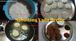 Sabudana Vada Recipe (Step by Step Instructions)