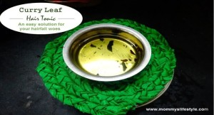 Curry Leaves Hair Tonic Recipe to Combat Hair Fall
