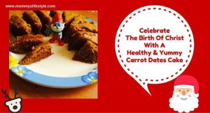 Eggless Carrot Dates Cake Recipe to Celebrate This Christmas
