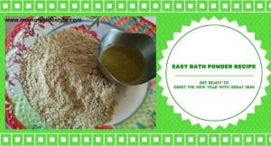 This Chemical-free Bath Powder Recipe is All You Need for Great Skin