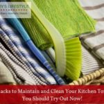 Clean Kitchen Towels Like a Pro with these Genius Hacks