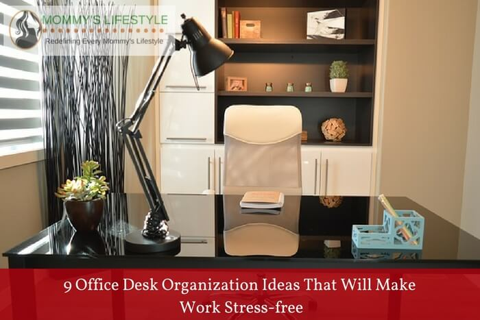 how to make office desk. Desk-organization-ideas How To Make Office Desk W